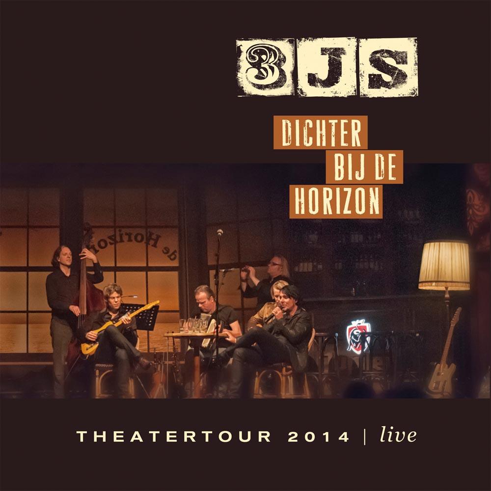 dichter bij de horizon theatertour 2014 live cd 3js.nl