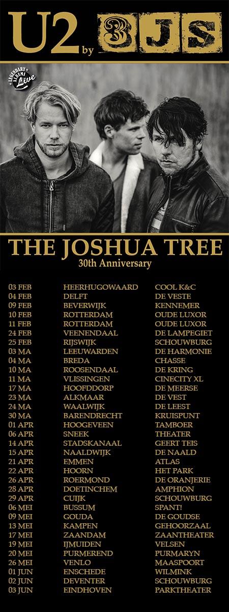 U2 by 3JS